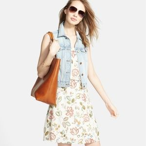 NWOT Madewell Floral Dress